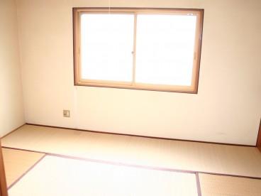 和室になります。全ての部屋が角部屋になります。