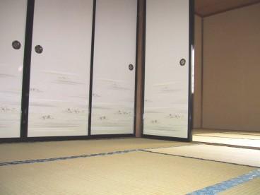 2Fは畳の部屋になります。