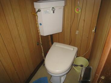 トイレは共同になります。
