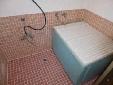綺麗な浴室です。