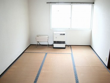こちらは洋室になります。