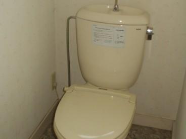 トイレは単独タイプになります。