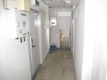 オフィス内を廊下で移動可能です。