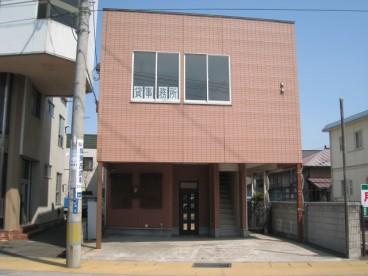富田成田様貸店舗 2Fの外観