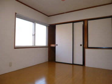 2階のお部屋です!