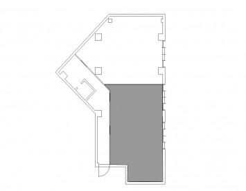 宝塚ビル 3F-1の間取り画像