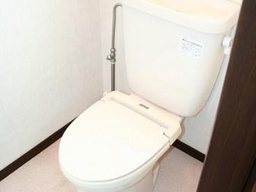 トイレも単独式