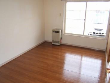 洋室はこのようになってます。