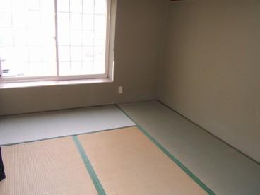こちらは和室です。