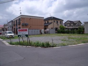 早稲田1丁目葛西様駐車場の外観