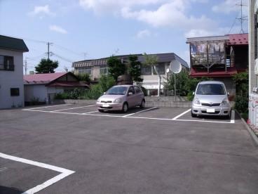 富田3丁目桑野様駐車場の外観