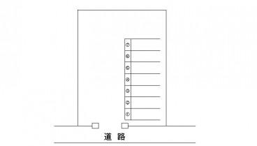 取上3丁目原田様駐車場の間取り画像