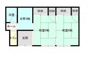 稲田2丁目小野住宅の間取り画像