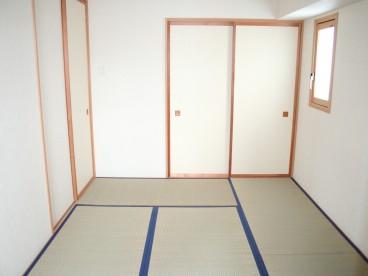 和室があります。客間にオススメ