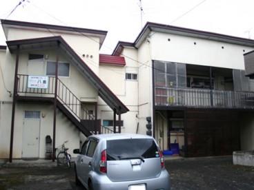 アパート八島(2K)の外観