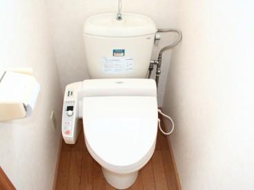 洋式トイレ!