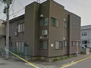 新岡アパートⅡの外観
