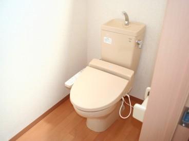 トイレも単独式!