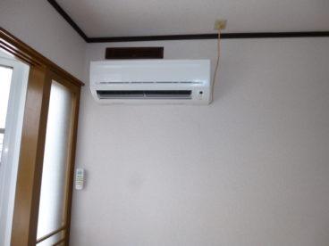 エアコン標準装備