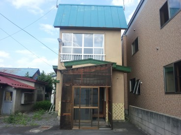 中野相馬住宅の外観