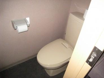 トイレは洋式になります。
