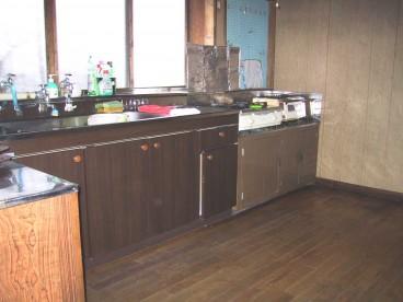 台所は広めですよ~
