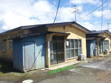 館野尾崎住宅の外観