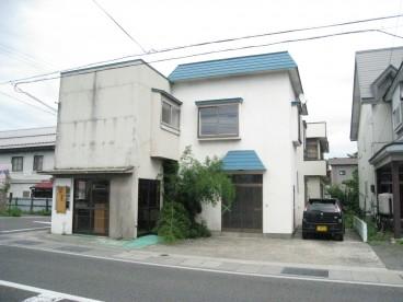 紺屋町藤田住宅の外観