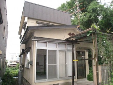 大開3丁目坂本住宅の外観
