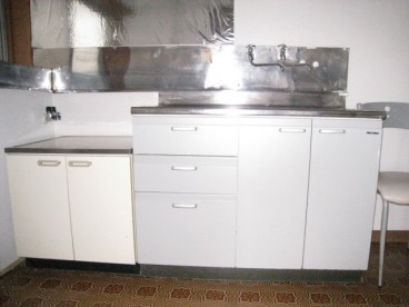 台所、キッチンです。