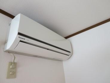 エアコンがついているのが嬉しいですね^^