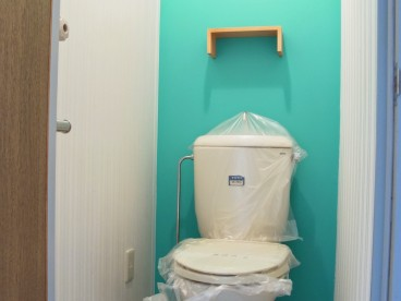 素敵なトイレです^^