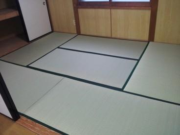 2階の畳のお部屋です。