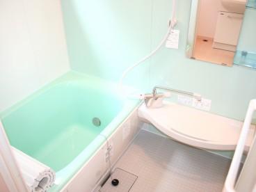 広いお風呂ですね^^