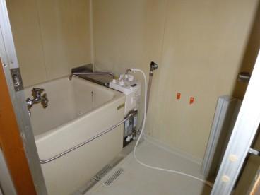 清潔感のあるお風呂ですね^^