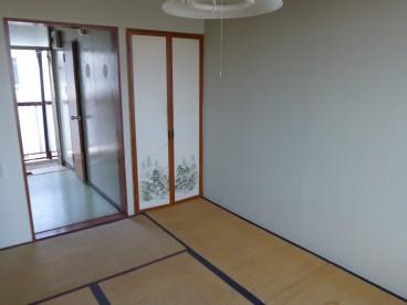和室のお部屋です^^
