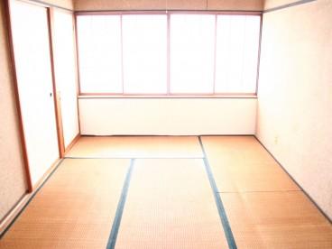 畳のお部屋です。