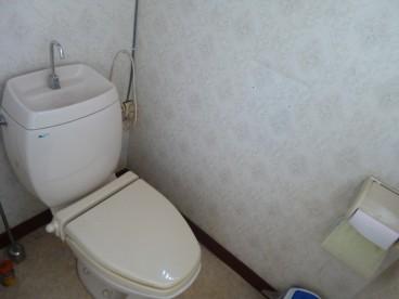 洋室トイレなどの設備も充実してます