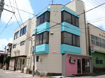 ヤマサアパート101号室の外観