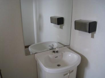 手洗い所もあり。保健所許可も通りやすいかな