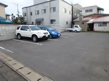 笹森町1丁目柴田様駐車場の外観