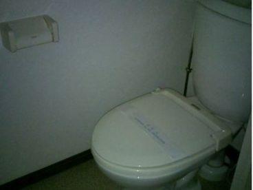 トイレは単独式