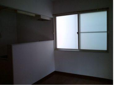 一人暮らしにはちょうどいい大きさのお部屋。あまり動かずに済むから太っちゃう??