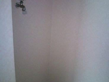 洗濯機置き場がちゃんとあるとお部屋がスッキリしますね!