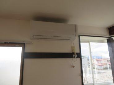 エアコンもついてますよ