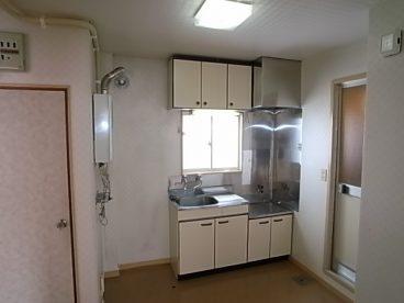 台所です。