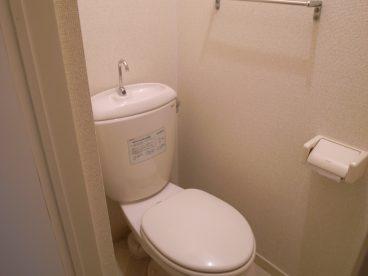トイレも独立トイレです。