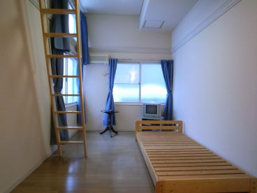 無駄のないシンプルなお部屋です。