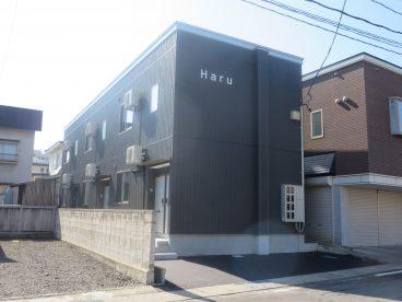 Haru(2F)の外観