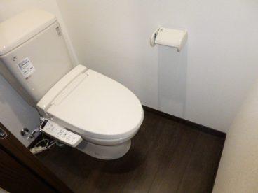 ウォシュレットトイレです